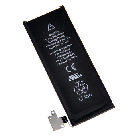Аккумуляторная батарея заводская для iPhone (iPhone 4s)