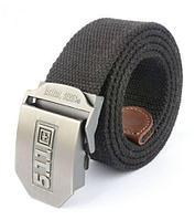 Ремень-стропа армейский мужской Operator Belt 5.11 Tactical Series (Черный)