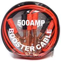 Провода стартовые для прикуривания автомобиля Booster Cable в чехле (500А)