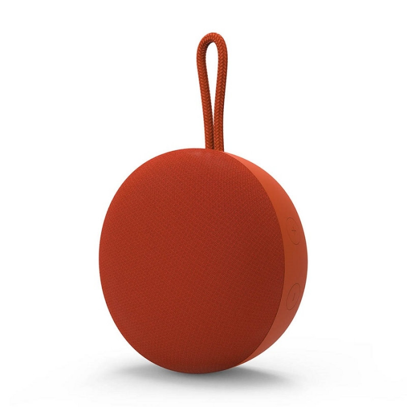 Колонка беспроводная ATRIA MINI TWS, цвет оранжевый , Оранжевый, -, 36713 05 - фото 1