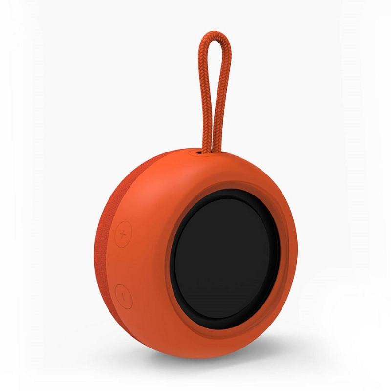 Колонка беспроводная ATRIA MINI TWS, цвет оранжевый , Оранжевый, -, 36713 05 - фото 2
