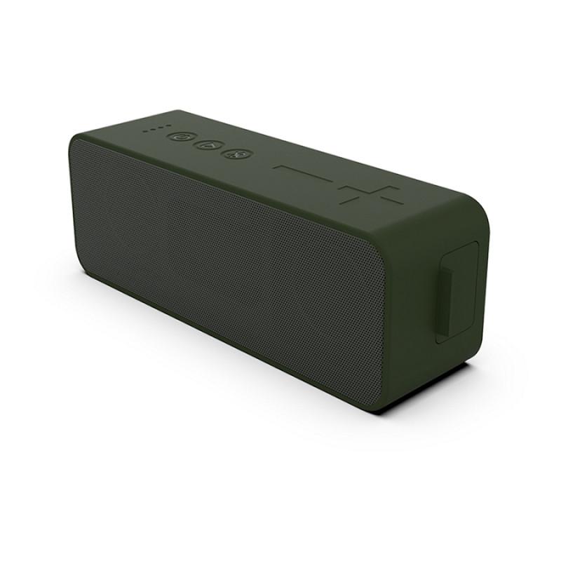 Колонка беспроводная PROTEY TWS, цвет хаки, Зеленый, -, 36715 15 - фото 1