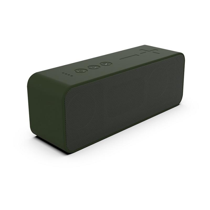 Колонка беспроводная PROTEY TWS, цвет хаки, Зеленый, -, 36715 15 - фото 2
