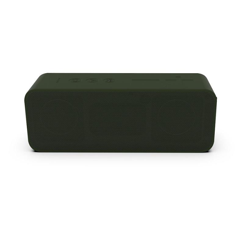 Колонка беспроводная PROTEY TWS, цвет хаки, Зеленый, -, 36715 15 - фото 3