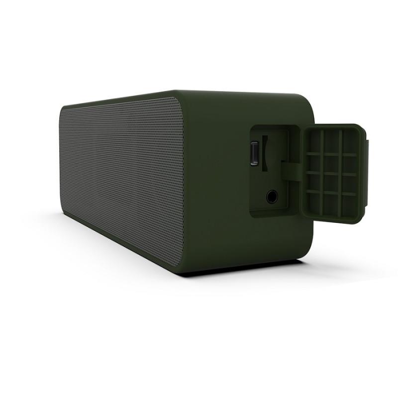 Колонка беспроводная PROTEY TWS, цвет хаки, Зеленый, -, 36715 15 - фото 4
