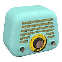Колонка беспроводная RETRO L, цвет голубой , Голубой, -, 36718 22
