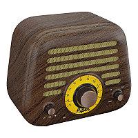 Колонка беспроводная RETRO L, цвет коричневый , Коричневый, -, 36718 14