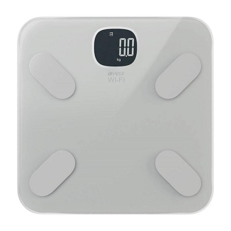 Умные весы HIPER, Белый, -, 36743 01 - фото 1
