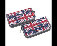 Пенал-книжка без наполнения 110x205x25мм British Flag