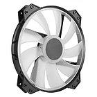 Вентилятор для корпуса CoolerMaster MasterFan MF200R RGB 200x200x25 800RPM 90CFM 3-pin R4-200R-08FC-