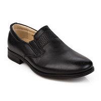 Туфли для мальчика, цвет чёрный, размер 27