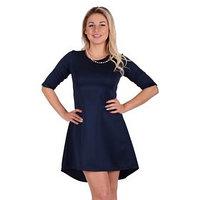 Платье женское, цвет синий р-р 44