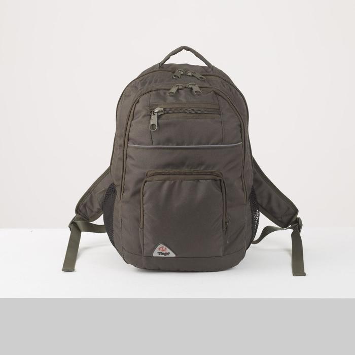 Рюкзак тур KVARK, 21Л, 2 отд на молниях, 2 н/кармана, 2 бок сетки, олива