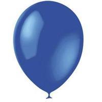 Шар латексный 12', декоратор, набор 25 шт., цвет тёмно-синий