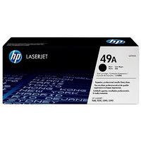 Картридж HP 49A Q5949A для LJ 1320/1160 (2500k), черный