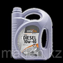 Моторное масло ONZOIL 10W40 Turbo Diesel Lux CF-4 4.5