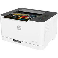 HP 4ZB95A Принтер лазерный цветной Color Laser 150nw (A4)
