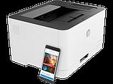 HP 4ZB95A Принтер лазерный цветной Color Laser 150nw (A4), фото 5