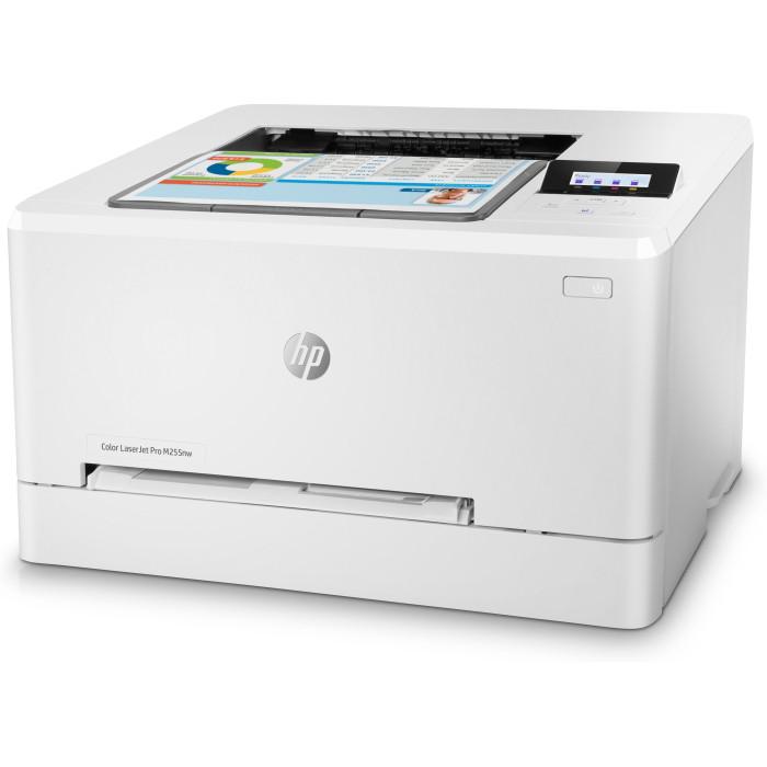 HP 7KW63A Принтер лазерный цветной Color LaserJet Pro M255nw (A4)