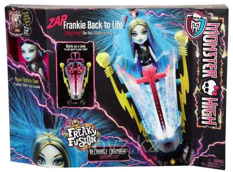 """Игровой набор Monster High """"Монстрические мутации"""" Фрэнки Штейн BJR46"""