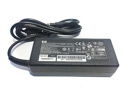 Блок питания для ноутбука HP, 19.5V 3.33A, 65W, 4.8x1.7 mm,  длинный 2x ступ. штекер