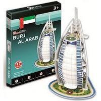 Cubic Fun: Отель Бурж эль Араб (ОАЭ) (мини серия), 17 деталей