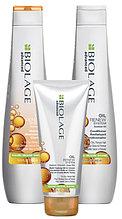 Гамма для сухих и пористых волос - Matrix Biolage Oil Renew.