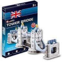 3D-пазл Великобритания: Тауэрский мост мини-серия S3010h