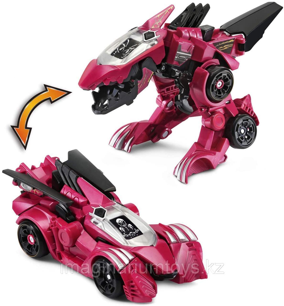 Игрушка  трансформер динозавр-машинка VTech Спинозавр