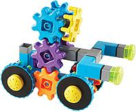 Развивающий конструктор Gears «Веселые шестеренки. Машинка»  Learning Resources, фото 1