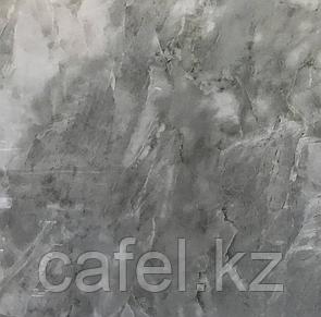 Керамогранит 60х60 светло-серый глянцевый