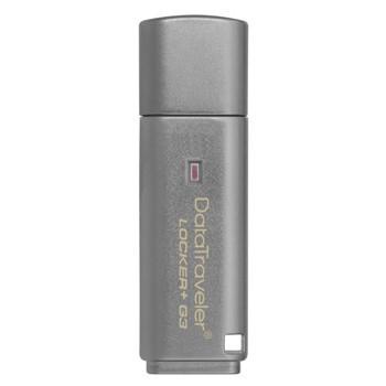 Kingston DTLPG3/16GB USB-накопитель 16 GB с функцией шифрования DT Locker+ G3 USB