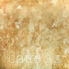 Керамогранит 60х60 коричневый под мрамор глянцевый