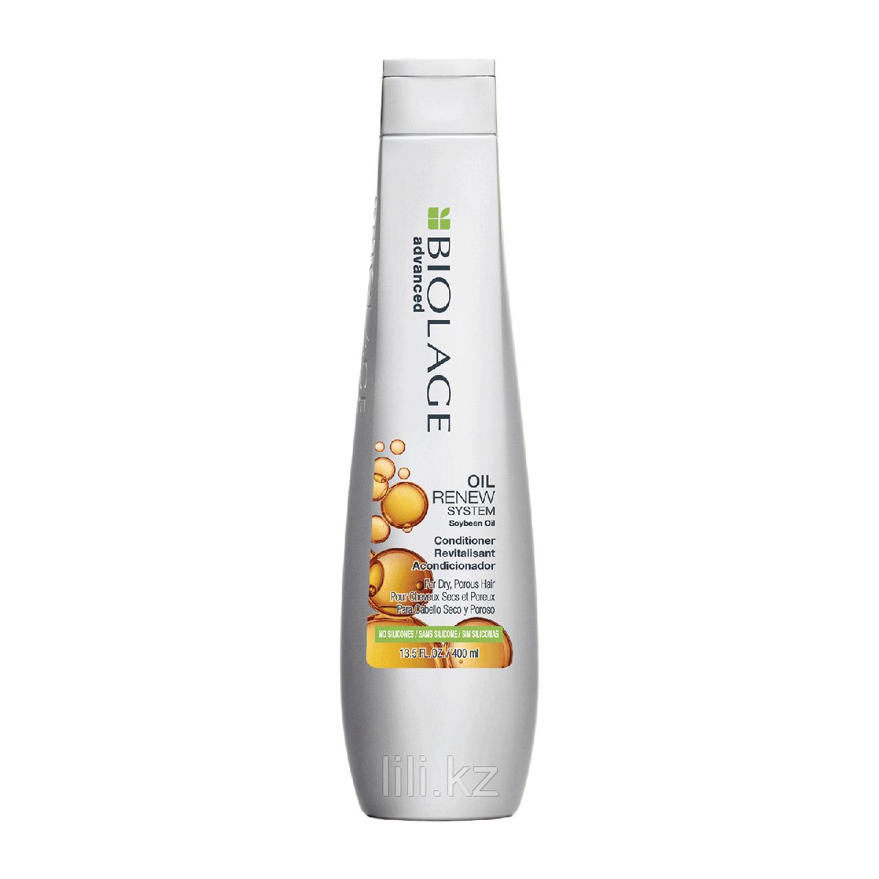 Кондиционер для волос с соевым маслом Matrix Biolage Oil Renew Conditioner 200 мл.