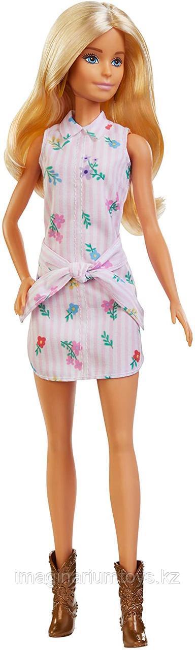 Кукла Барби модница блондинка #119
