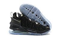 Баскетбольные кроссовки Nike LeBron 18 ( XVIII) Black\Gold (36-46)