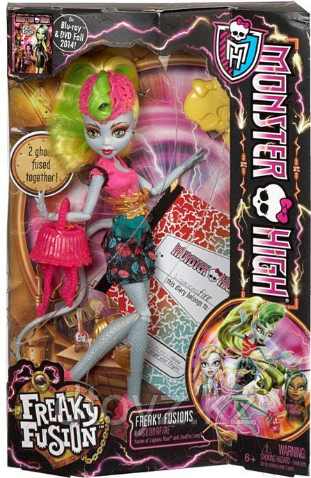 Кукла Monster High Freaky Fusion Лагунафайр CCB46