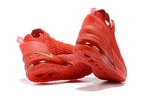Баскетбольные кроссовки Nike LeBron 18 ( XVIII) Red (36-46), фото 2