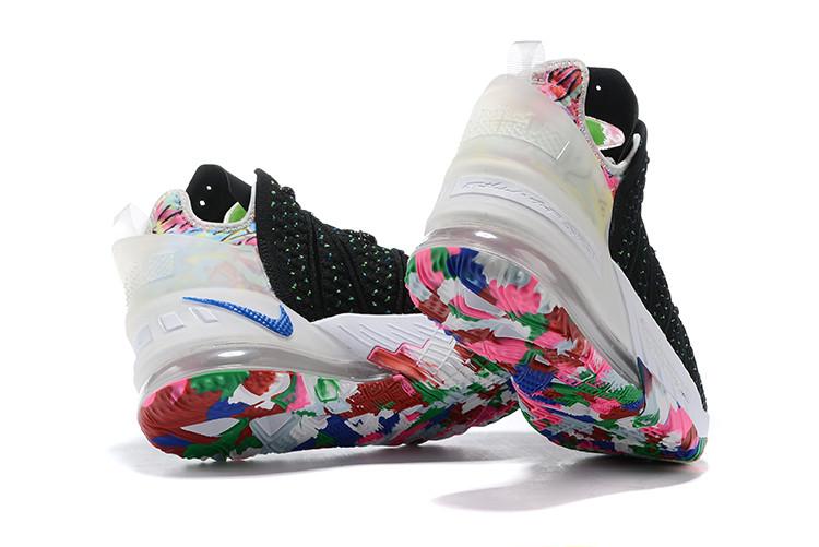 Баскетбольные кроссовки Nike LeBron 18 ( XVIII) (36-46) - фото 3