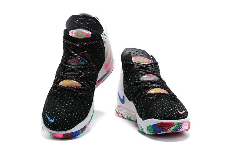 Баскетбольные кроссовки Nike LeBron 18 ( XVIII) (36-46) - фото 2