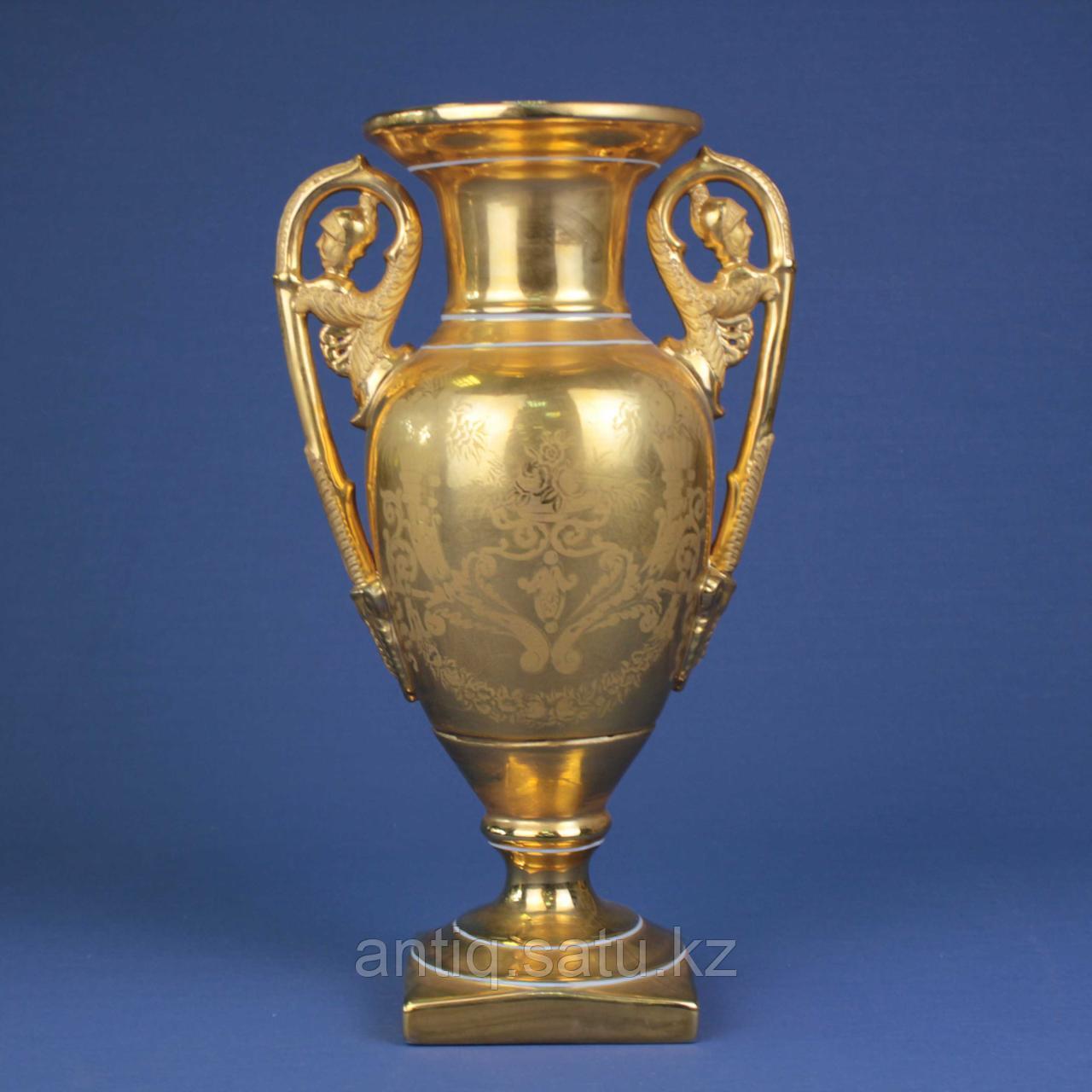 Парные вазы В восточной тематике - фото 3