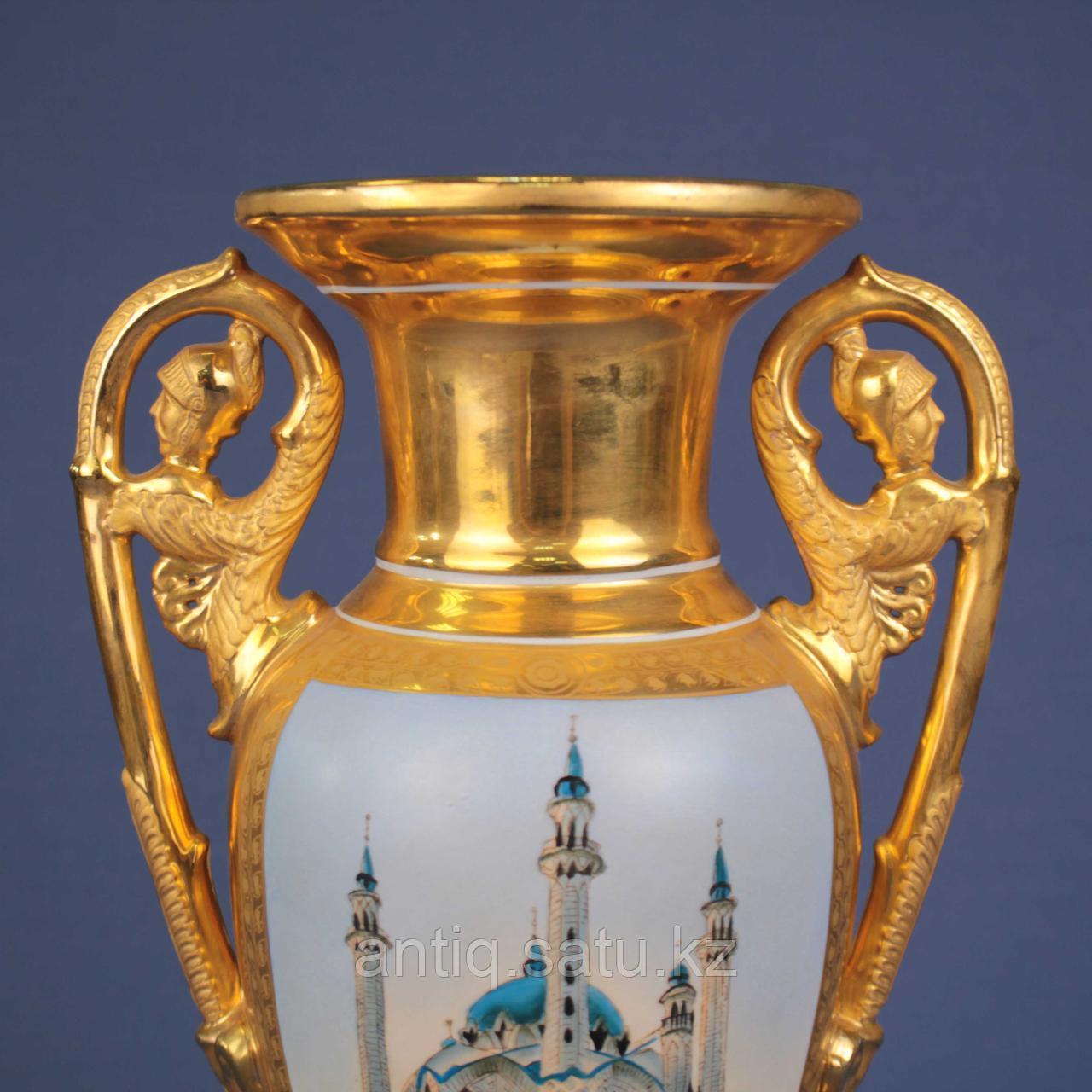 Парные вазы В восточной тематике - фото 5