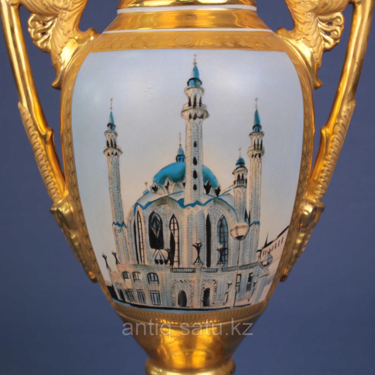 Парные вазы В восточной тематике - фото 6