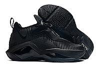 Баскетбольные кроссовки Nike LeBron Soldier 14 ( XIV ) Black