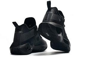 Баскетбольные кроссовки LeBron Soldier 14 ( XIV ) Black, фото 2