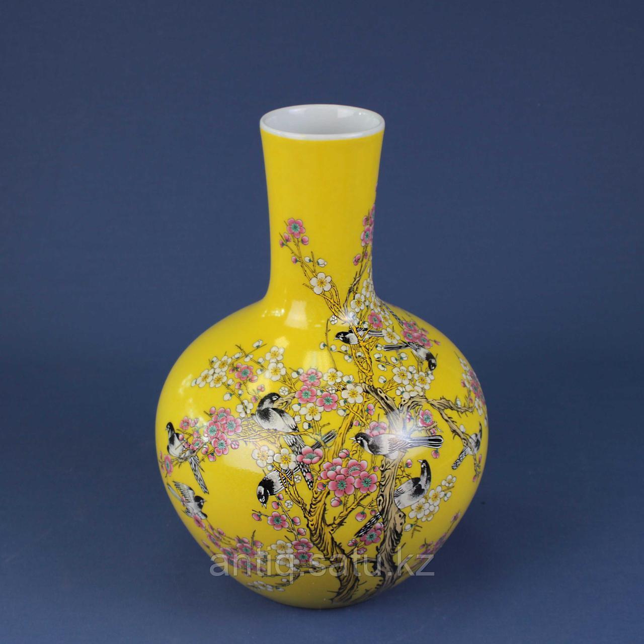 Коллекционная ваза с сертификатом. - фото 6