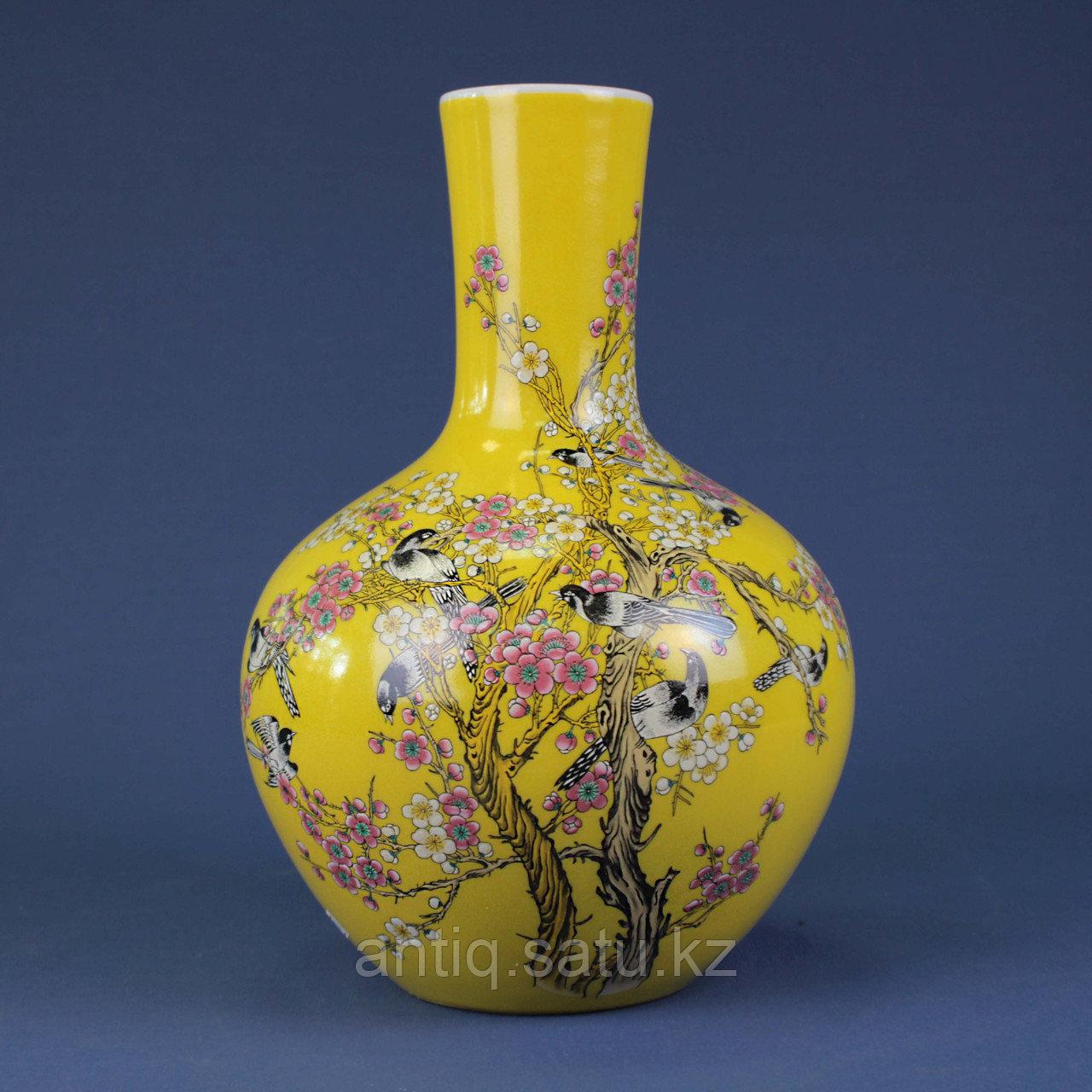 Коллекционная ваза с сертификатом. - фото 1