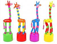 Марионетка жираф