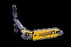 Красивый трюковый самокат Longway Metro GEM-line yellow, фото 2