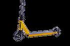 Красивый трюковый самокат Longway Metro GEM-line yellow, фото 3